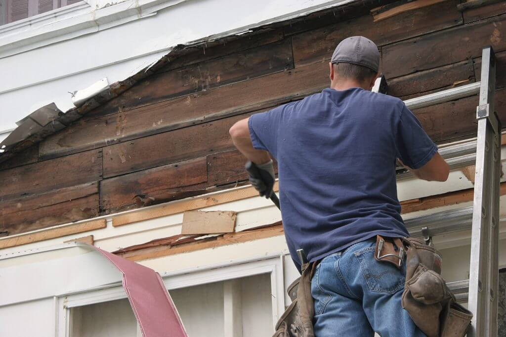 siding replacement rapidcity SD